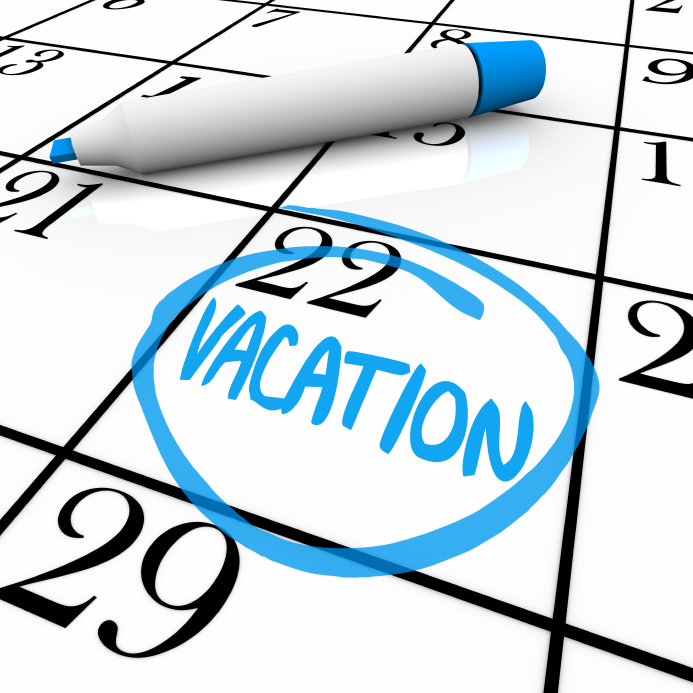 Vacation and paid time off rules all employees should know for Best vacations to take in february